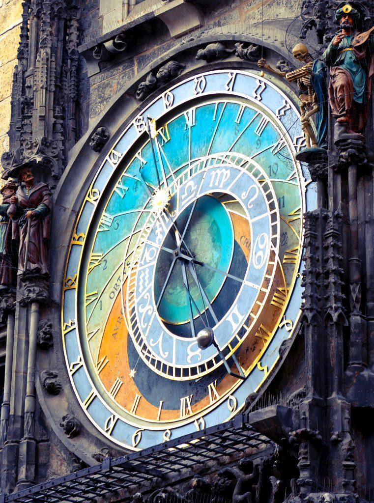Analog Antique Clock